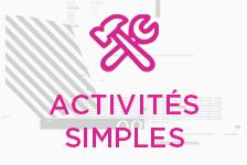 Assistance - Les activités simples de Moodle